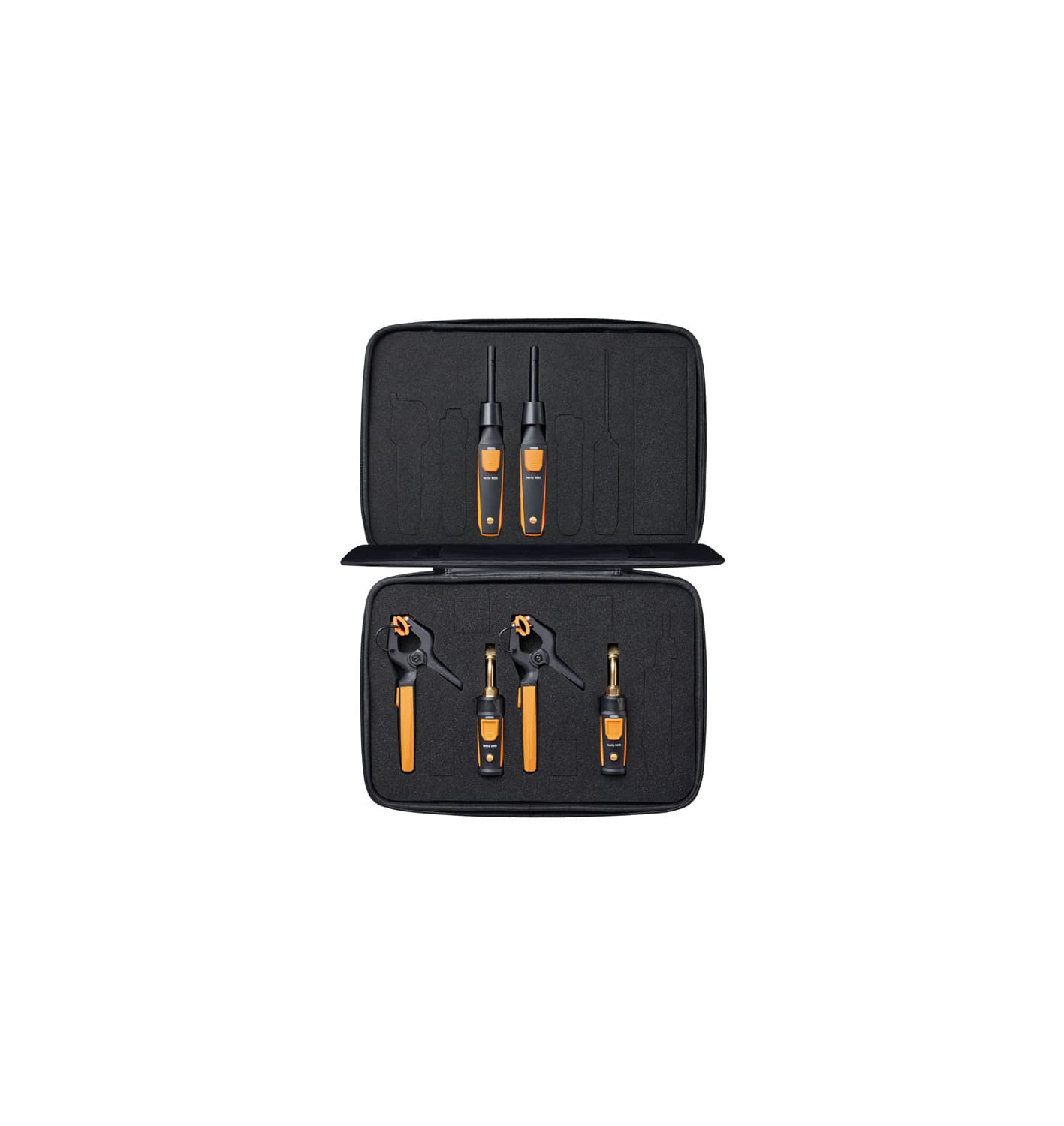 testo Smart Probes AC & refrigeration test kit plus